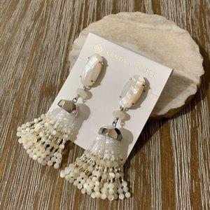 Kendra Scott Dove 🕊 Earring
